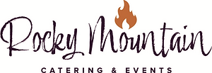 Rocky Mountain Caterng Logo