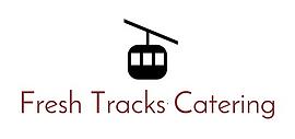 Fresh Tracks Catering Logo