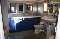 Salle de bain in Blue