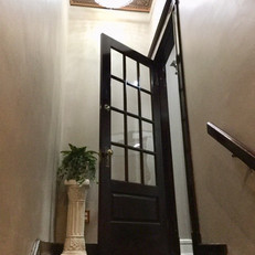 Entrance - Top of the Stairs