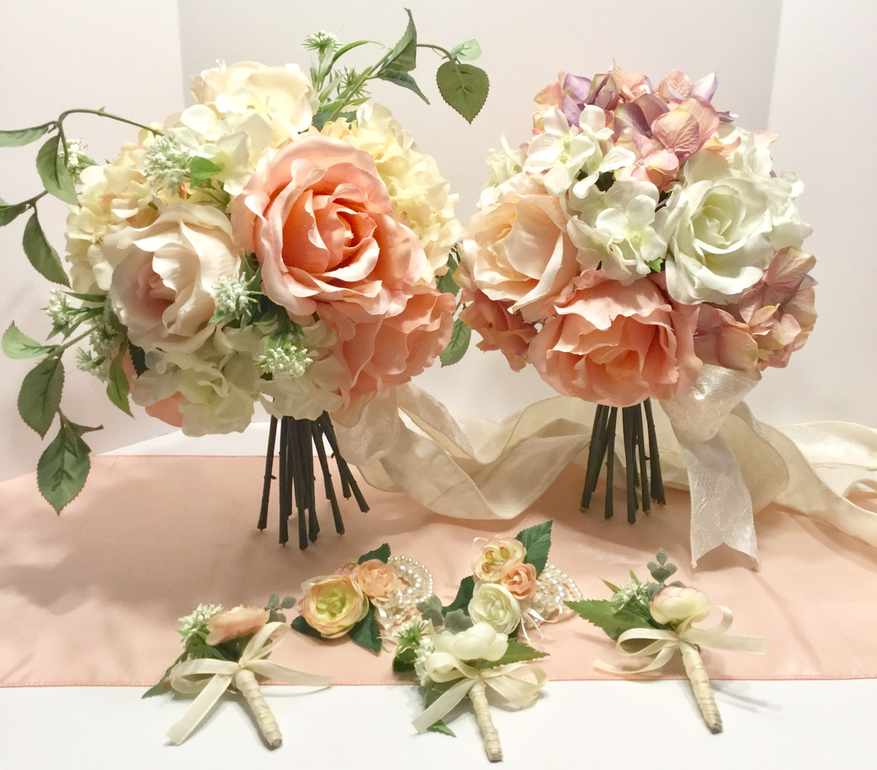 Blush Pink Bouquets