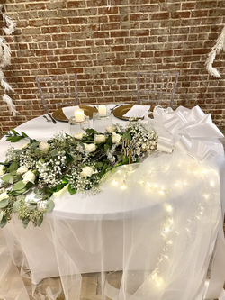Sweetest Sweetheart Table!