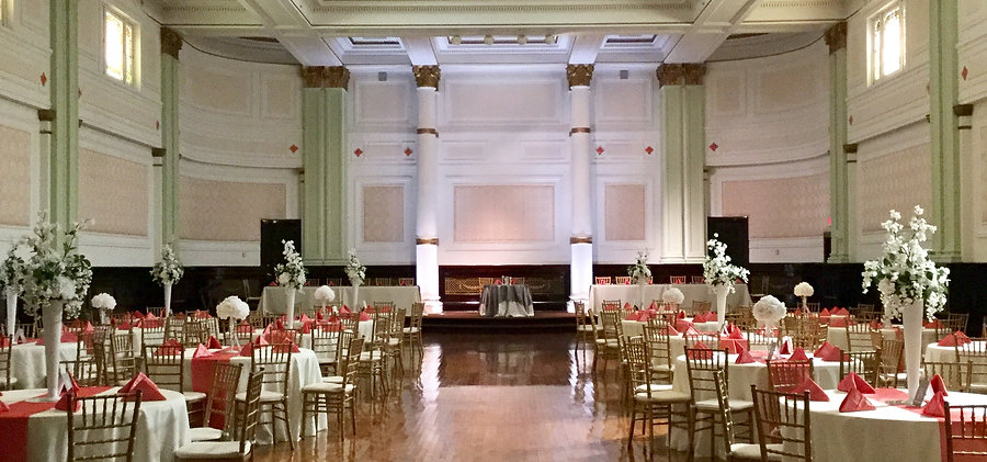 The Henry Clay Wedding Reception in Louisville KY