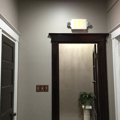 Top of Stairs from Foyer