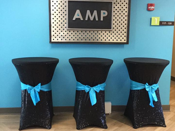 AMP Luxury Apts Corporate Event