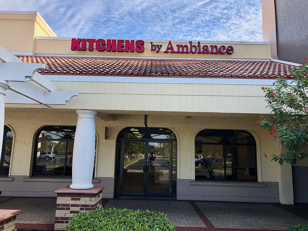 Kitchens By Ambiance Storefront