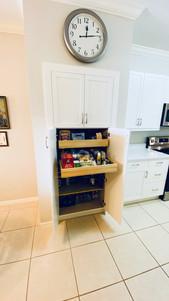 5. Kitchen in condo at 8450 Kingbird Loop