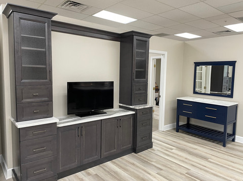 Fabuwood Entertainment Center for your Kitchen