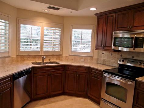 3. Kitchen remodel on Wedgewood Dr, Bonita Springs 34134