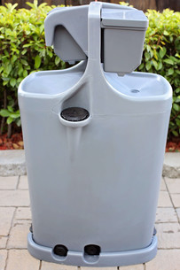 Portable hand washing station for sale