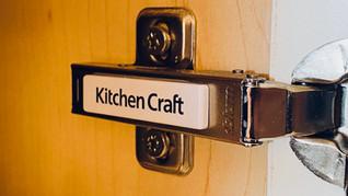 2. Kitchen in condo at 8450 Kingbird Loop