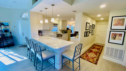 05. Kitchen renovations on Quail Crown Dr.