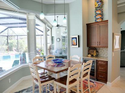 7. Kitchen remodel on Pelican's Nest Dr