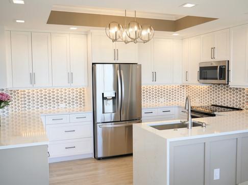 15. Kitchen in condo at 4761 West Bay Blvd