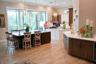 8. Kitchen & living room remodel on Collier's Reserve Dr in Naples, 34110