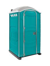Portable Toilet for Construction Sites -