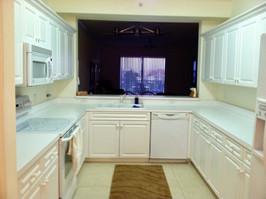 12. Kitchen in condo at 8450 Kingbird Loop