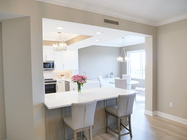 16. Kitchen in condo at 4761 West Bay Blvd