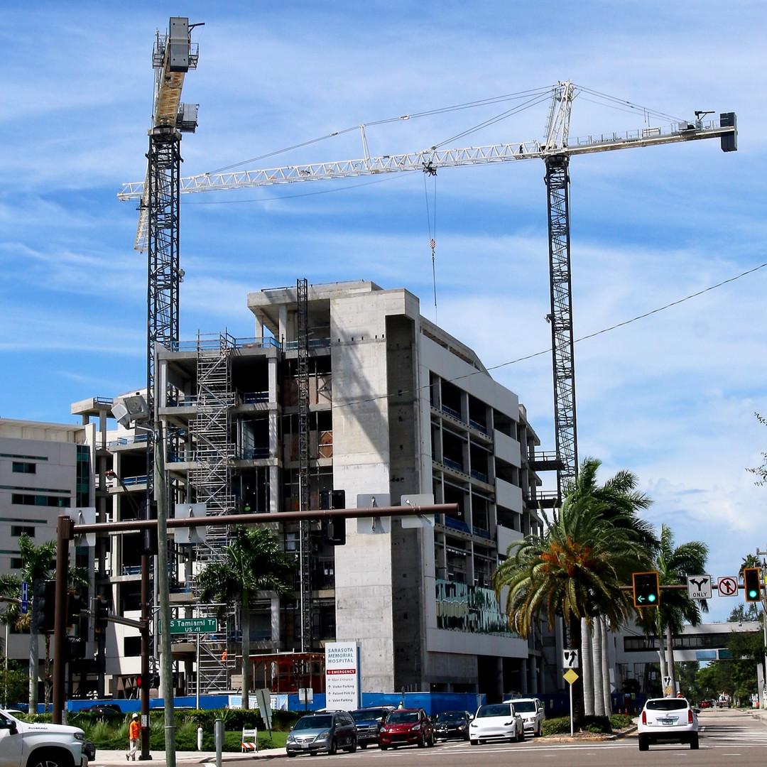 Sarasota Memorial Hospital Oncology Tower