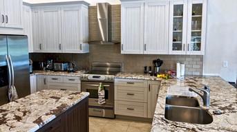 1. Kitchen remodel on Sombrero Dr, Bonita Springs, FL 34135