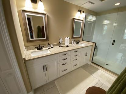 2. Bathroom Remodel #2 on Sandy Creek Terrace, Bonita Springs