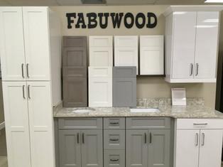 Fabuwood kitchen & bathroom cabinetry