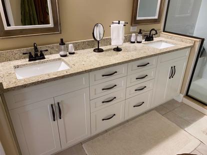 3. Bathroom Remodel #2 on Sandy Creek Terrace, Bonita Springs