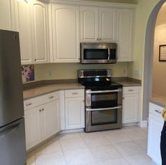 Kitchen remodel in Estero, FL