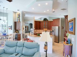 9. Kitchen remodel on Pelican's Nest Dr