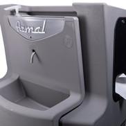 Detachable trough / spout