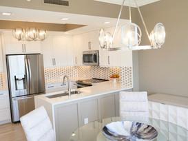 8. Kitchen in condo at 4761 West Bay Blvd