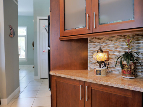 12. Kitchen remodel on Pelican's Nest Dr
