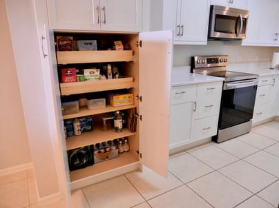 4. Kitchen in condo at 8450 Kingbird Loop