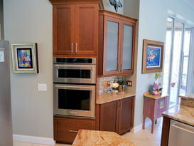 11. Kitchen remodel on Pelican's Nest Dr