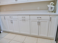 14. Kitchen in condo at 8450 Kingbird Loop