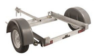 Trailer completely assembled