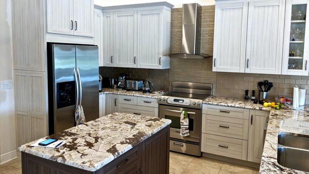 5. Kitchen remodel on Sombrero Dr, Bonita Springs, FL 34135