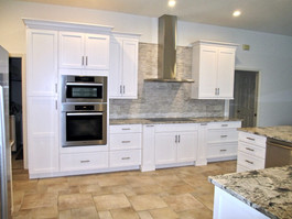 1. Kitchen remodel on Wax Myrtle Dr