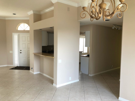 04. Kitchen renovations on Quail Crown Dr.