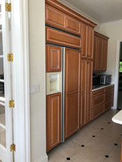 3. Kitchen on Natures Cove Ct in Estero, FL (BEFORE)