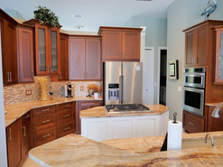 2. Kitchen remodel on Pelican's Nest Dr