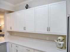15. Kitchen in condo at 8450 Kingbird Loop