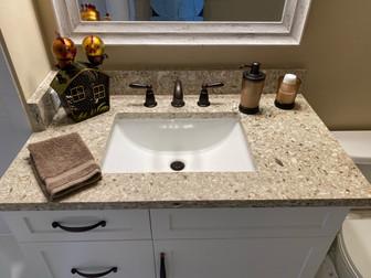 5. Bathroom Remodel #1 on Sandy Creek Terrace, Bonita Springs