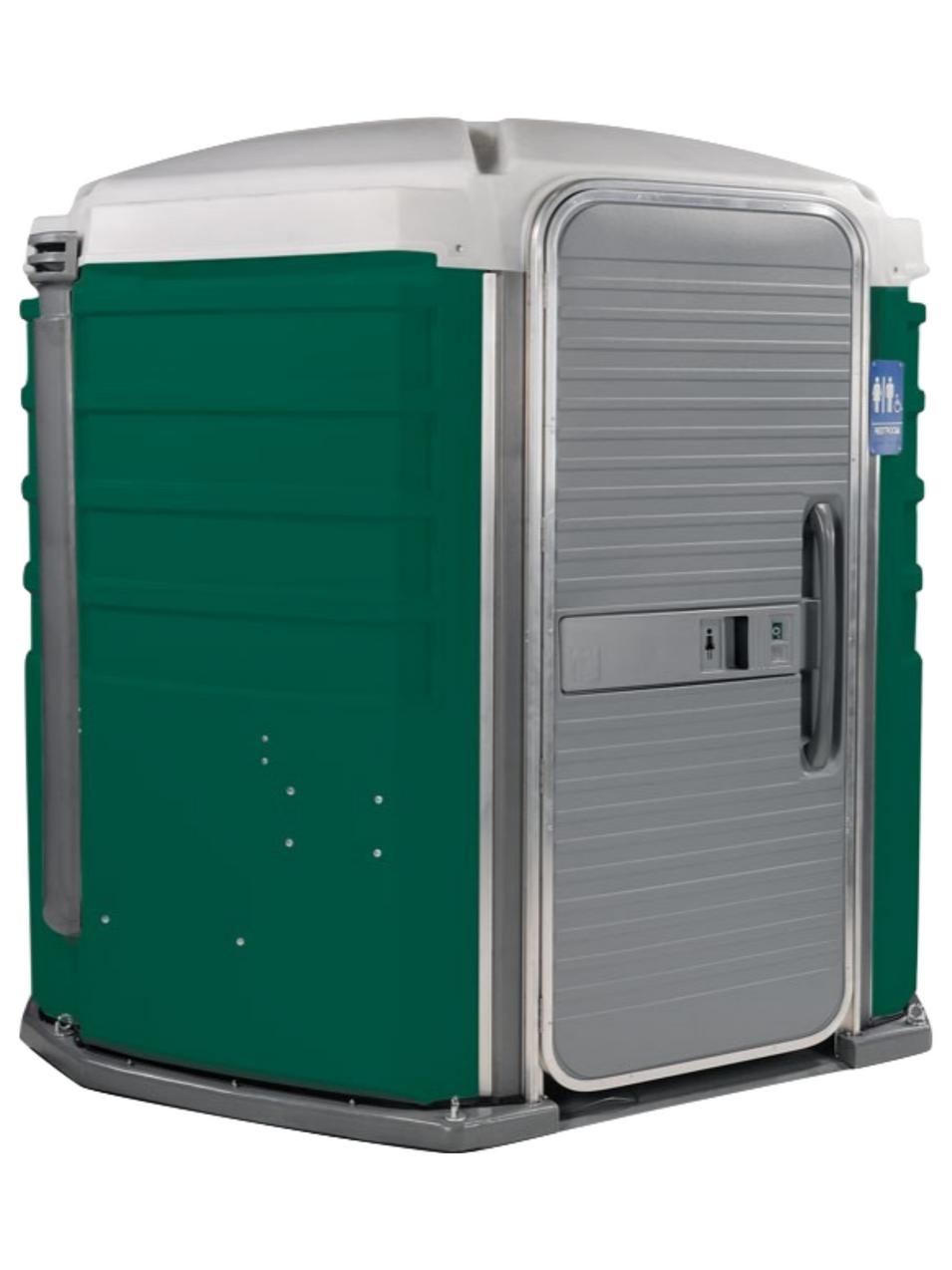 ADA Compliant handicap portable toilet for rent