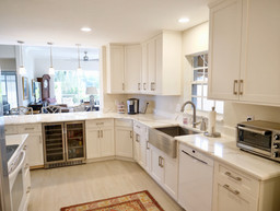 01. Kitchen cabinets on Quail Crown Dr.