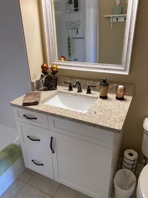 2. Bathroom Remodel #1 on Sandy Creek Terrace, Bonita Springs