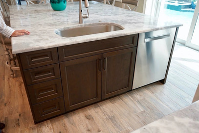 7. Kitchen remodel on Collier's Reserve Dr in Naples, 34110