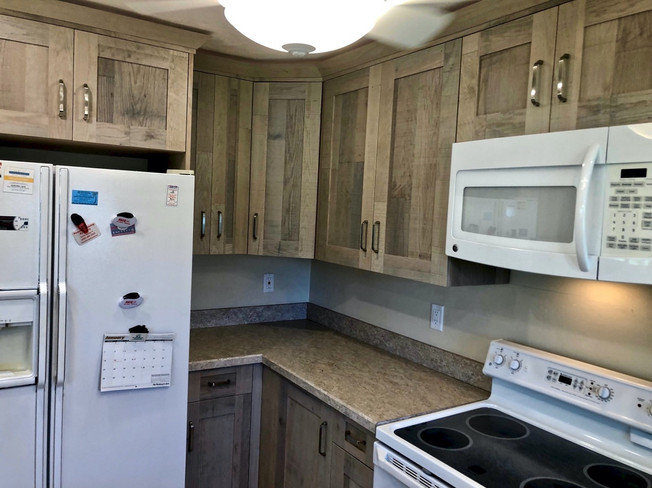 8. Kitchen on Hacienda Village Dr. Bonita Springs, FL 34135