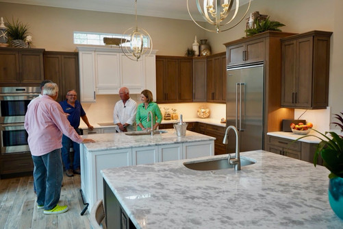 11. Kitchen remodel on Collier's Reserve Dr in Naples, 34110