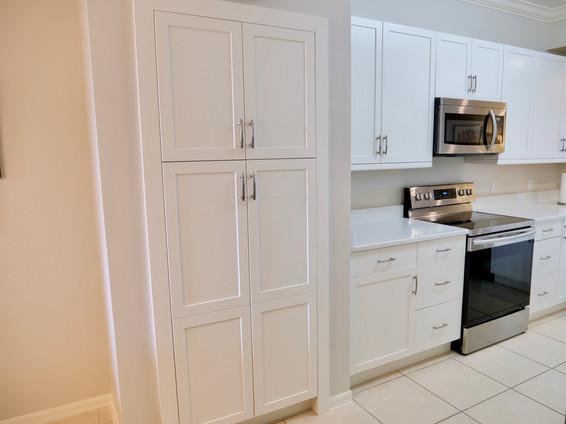 3. Kitchen in condo at 8450 Kingbird Loop